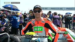 Motociclismo - Campeonato del Mundo Superbike. Supersport Prueba Donington Park (Inglaterra)
