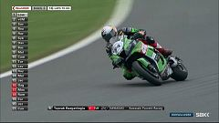 Motociclismo - Campeonato del Mundo Superbike. WSBK 2ª Carrera Prueba Donington Park (Inglaterra)