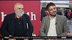 Feria del Libro - Oscar Grillo y Guillermo Roz