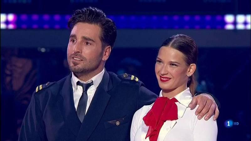"""Bailando con las estrellas - David Bustamante:""""Ella hace que me enamore de cada baile"""""""
