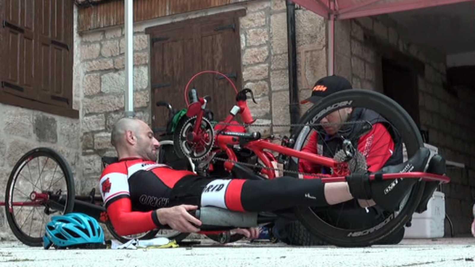 Ciclismo - Campeonato de España de Ciclismo Adaptado - ver ahora