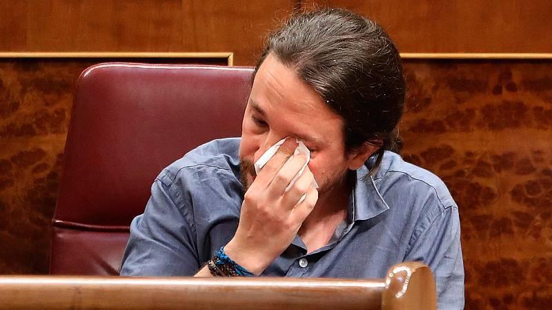 """Iglesias pide retirar la medalla al """"malnacido"""" de Billy el Niño y Zoido responde que la ley no lo permite"""