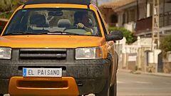 """Los mejores momentos de """"El paisano"""" en su visita al pueblo murciano de Calaarcina"""