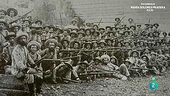 Cartas en el tiempo - Batallas de ultramar - Carta de Fidel Yburo a su hermano Felipe, Isla de Cuba, 25 de febrero de 1898