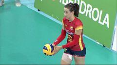 Voleibol - Liga Europea Femenina: España - Bielorrusia