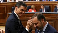 José Luis Ábalos (PSOE) presenta la moción de censura a Rajoy - Discurso íntegro