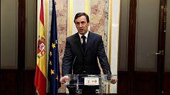 Especial informativo - Debate de la moción de censura del PSOE a Rajoy (3)