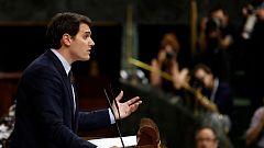Especial informativo - Debate de la moción de censura del PSOE a Rajoy (5) - Lengua de signos