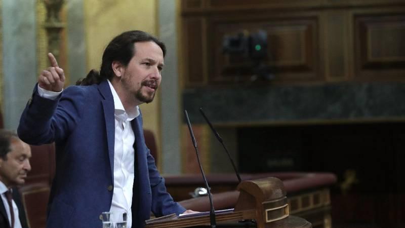 Especial informativo - Debate de la moción de censura del PSOE a Rajoy (6) - Lengua de signos - ver ahora