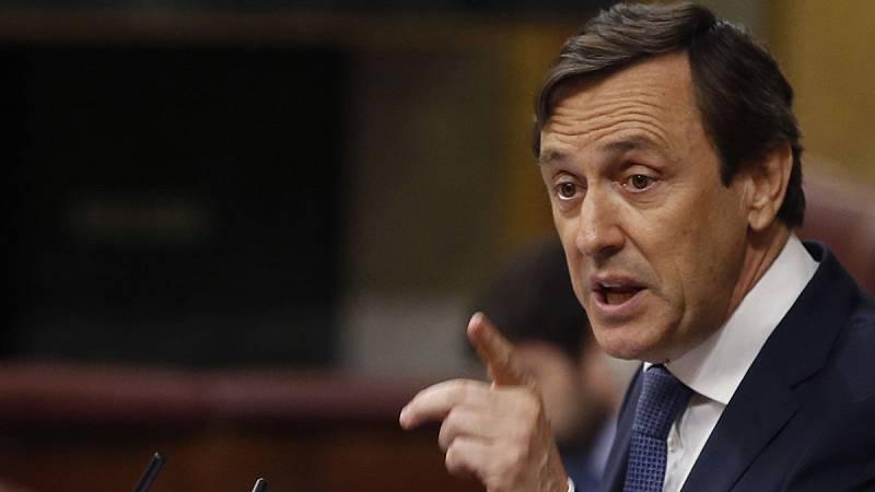 """Rafael Hernando: """"Cuando gobierna el PP a España y los españoles les va bien"""""""