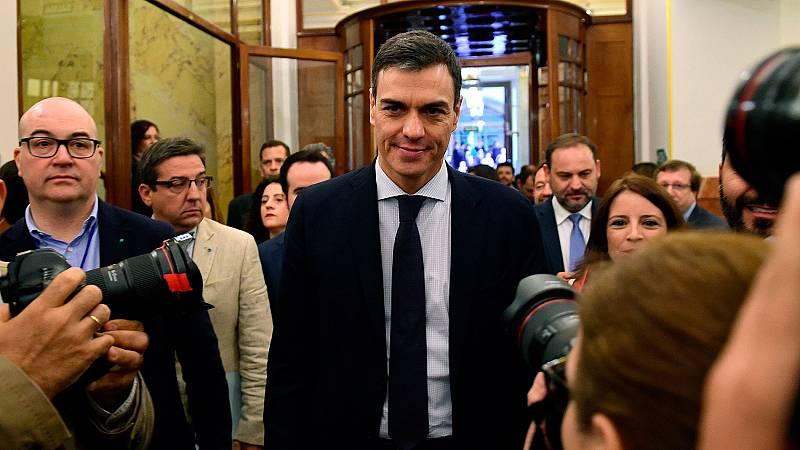 Pedro Sánchez, el triunfo del empeño en política