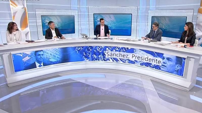 Especial informativo - Debate de la moción de censura del PSOE a Rajoy (9) - ver ahora