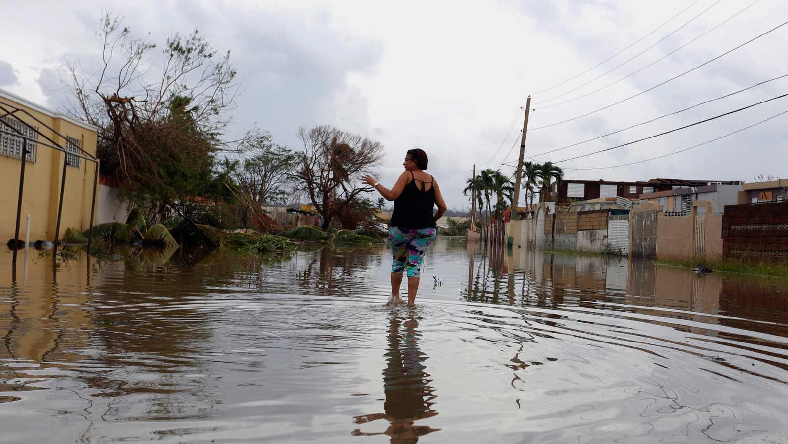 Un estudio estima que las víctimas del huracán María en Puerto Rico fueron más de 4.600, frente a las 64 oficiales