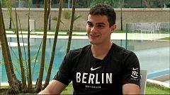 Atletismo - Reportaje: Bruno Hortelano