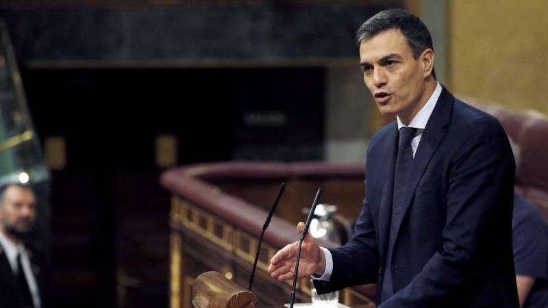 Informe Semanal - Moción de censura: Sánchez, presidente - ver ahora
