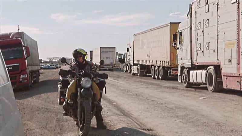 Diario de un nómada - La ruta de la seda. Capítulo 4: Desierto de Kyzyl Kum - ver ahora