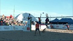 Voley playa - Madison Beach Volley Tour 2018 Final Masculina