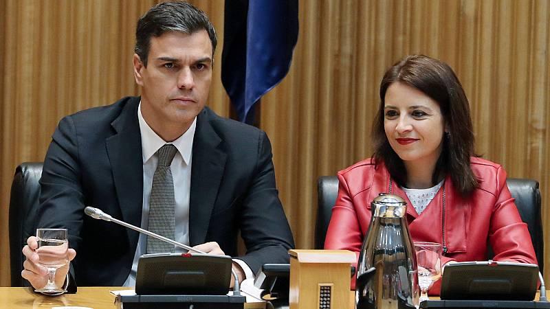 """Lastra: el PSOE no pretender """"agotar la legislatura"""" y convocará elecciones antes de dos años"""
