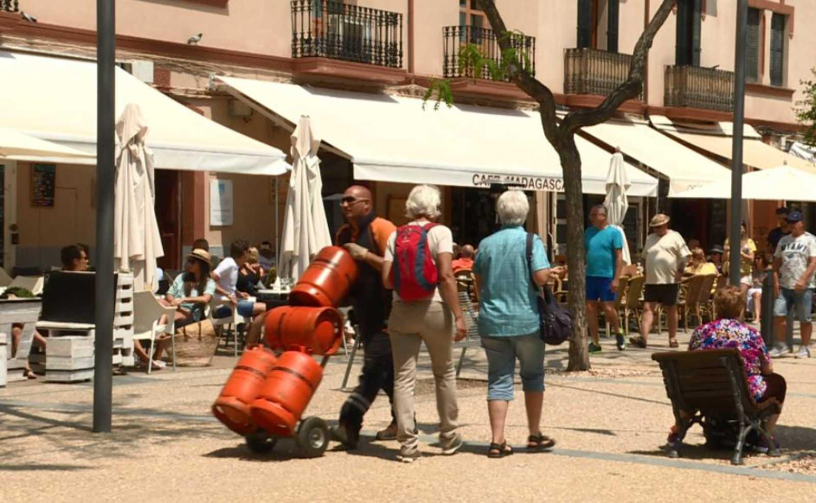 Repor - Ibiza cuelga el cartel de completo