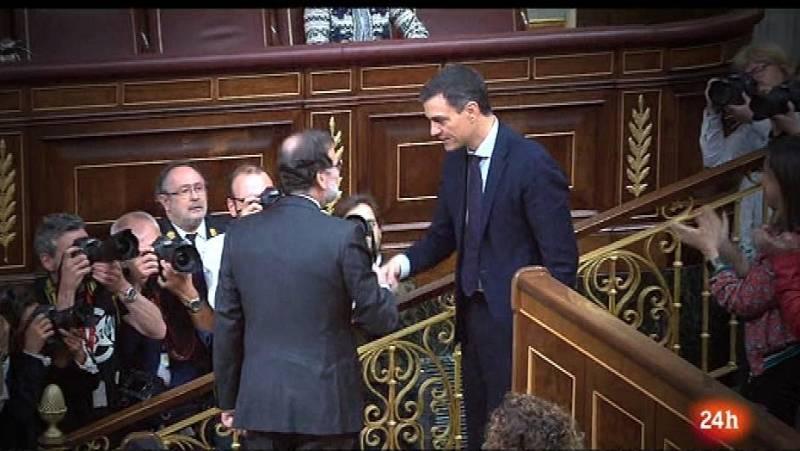 Parlamento - El foco parlamentario - Moción de censura y Pedro Sánchez presidente - 02/06/2018