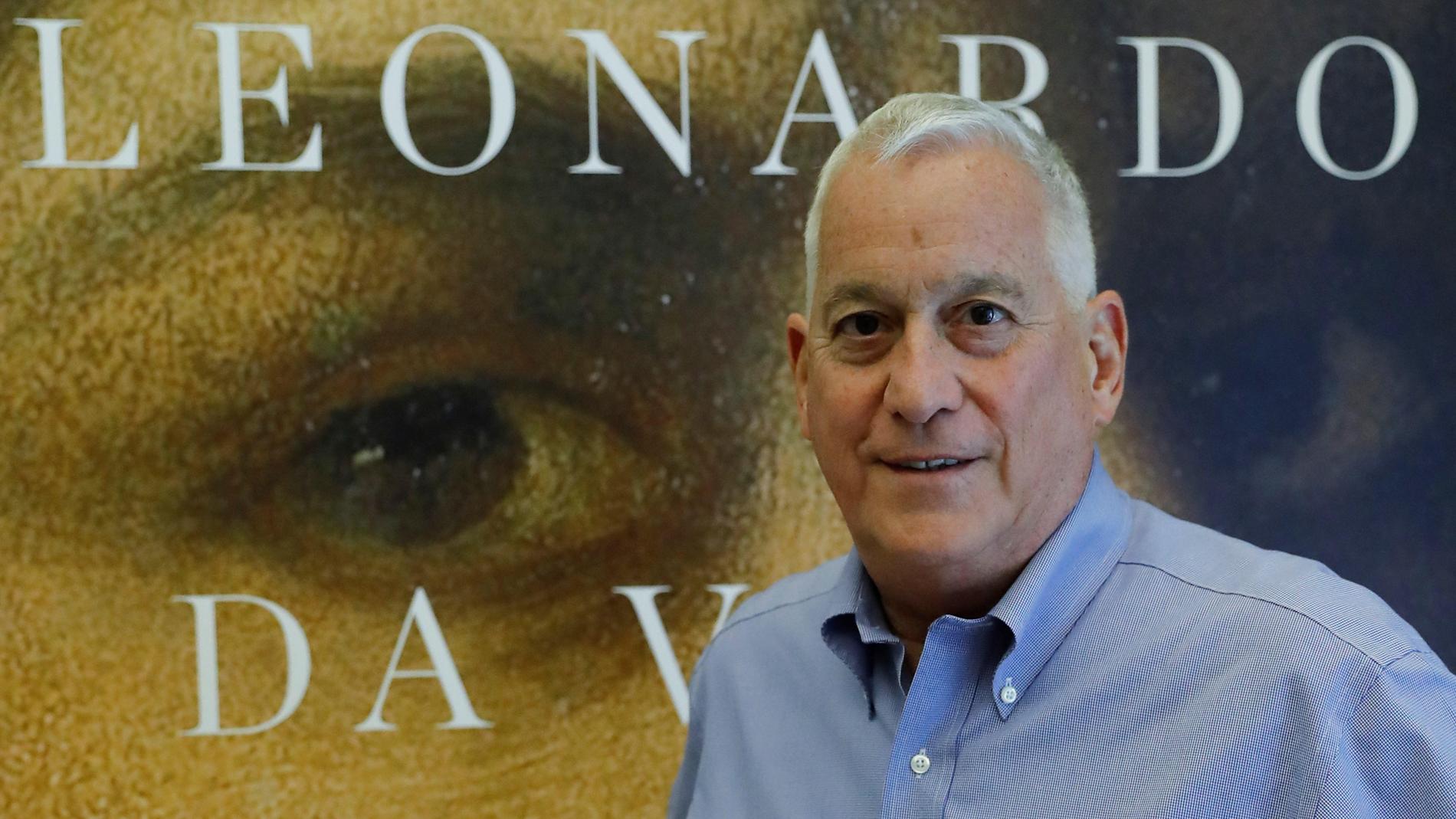 Leonardo Da Vinci Visto Por Walter Isaacson El Biógrafo Que Desentrañó A Einstein Y Steve Jobs Rtve Es