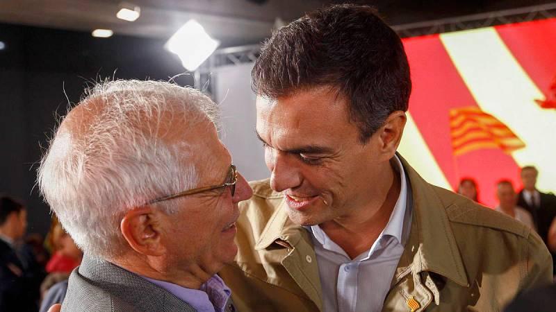 Sánchez dará a conocer el miércoles su nuevo Gobierno, en el que Borrell será ministro de Exteriores