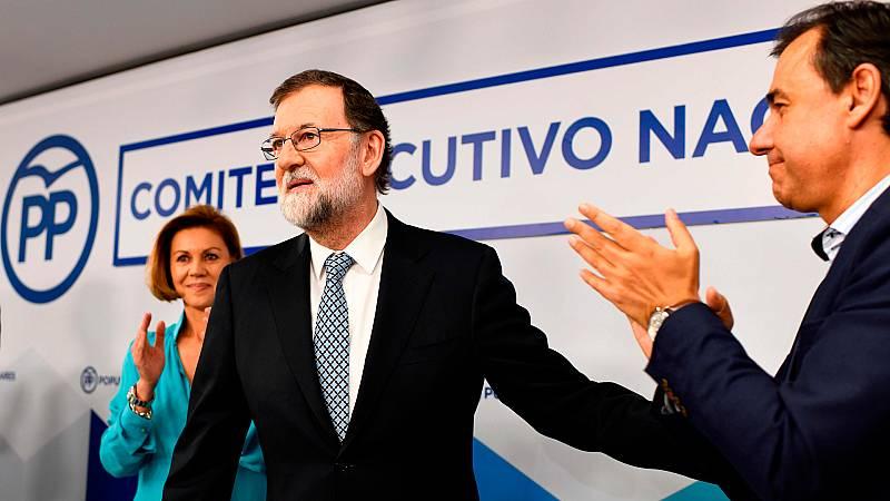 Mariano Rajoy dejará la presidencia del PP y un congreso elegirá su relevo