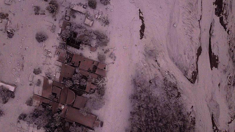 """Los supervivientes del volcán de Fuego: """"Bastantes familias se quedaron enterradas"""""""