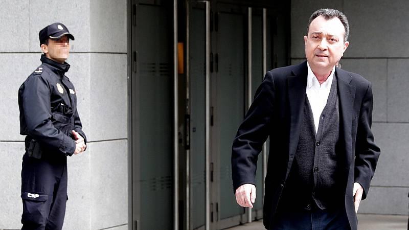 Cobo declara en la Audiencia Nacional como imputado en el caso Lezo
