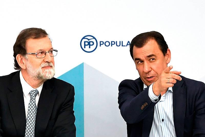 Los afiliados del PP votarán al sucesor de Rajoy al frente del partido en un sistema de doble vuelta