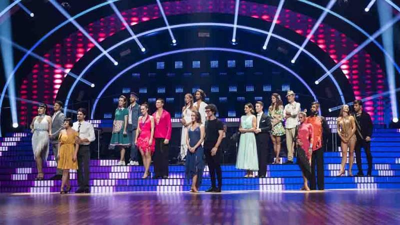 Bailando con las estrellas - Cuatro parejas consiguieron empatar con la máxima puntuación en 'Bailando con las estrellas'