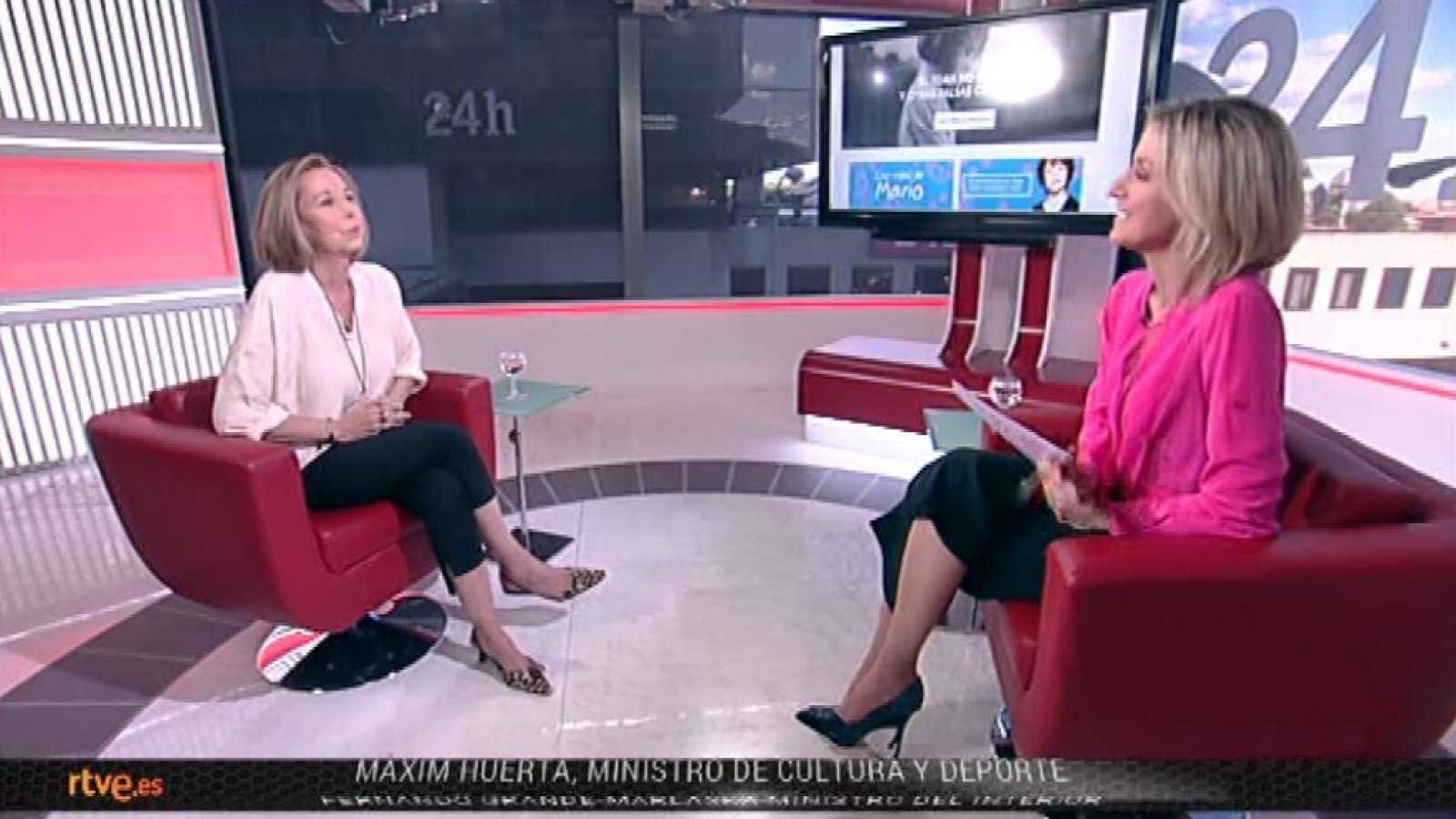La tarde en 24 horas - Entrevista - 06/06/18 - ver ahora