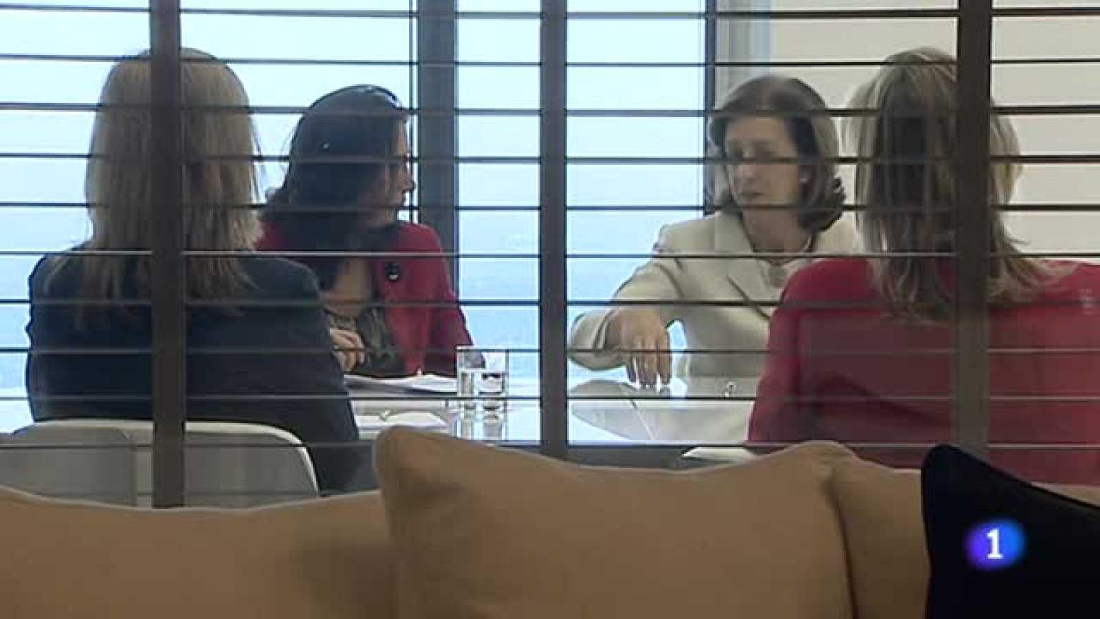 Un programa para ayudar a convertir a mujeres directivas en consejeras