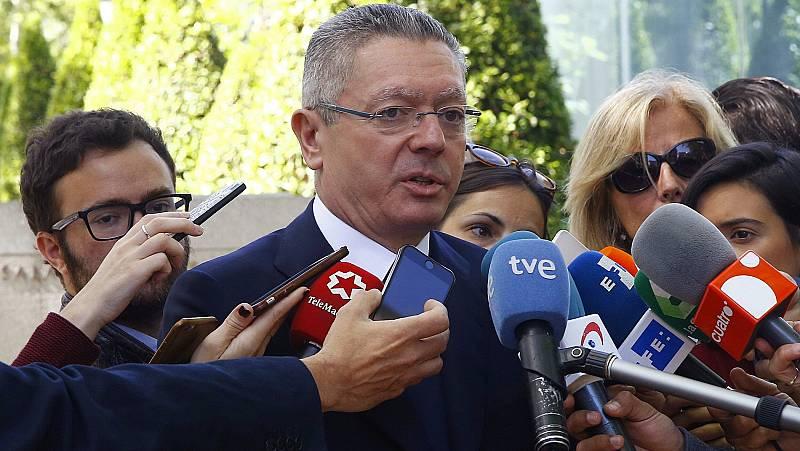 Gallardón niega el cobro de comisiones y defiende compra de Inassa por Canal