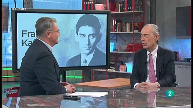 La aventura del saber.  Luis Alberto de Cuenca, charla sobre Kafka.