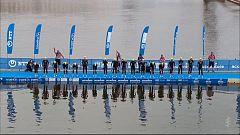 Triatlón - ITU World Series. Prueba Nottingham. Carrera Relevos Mixtos