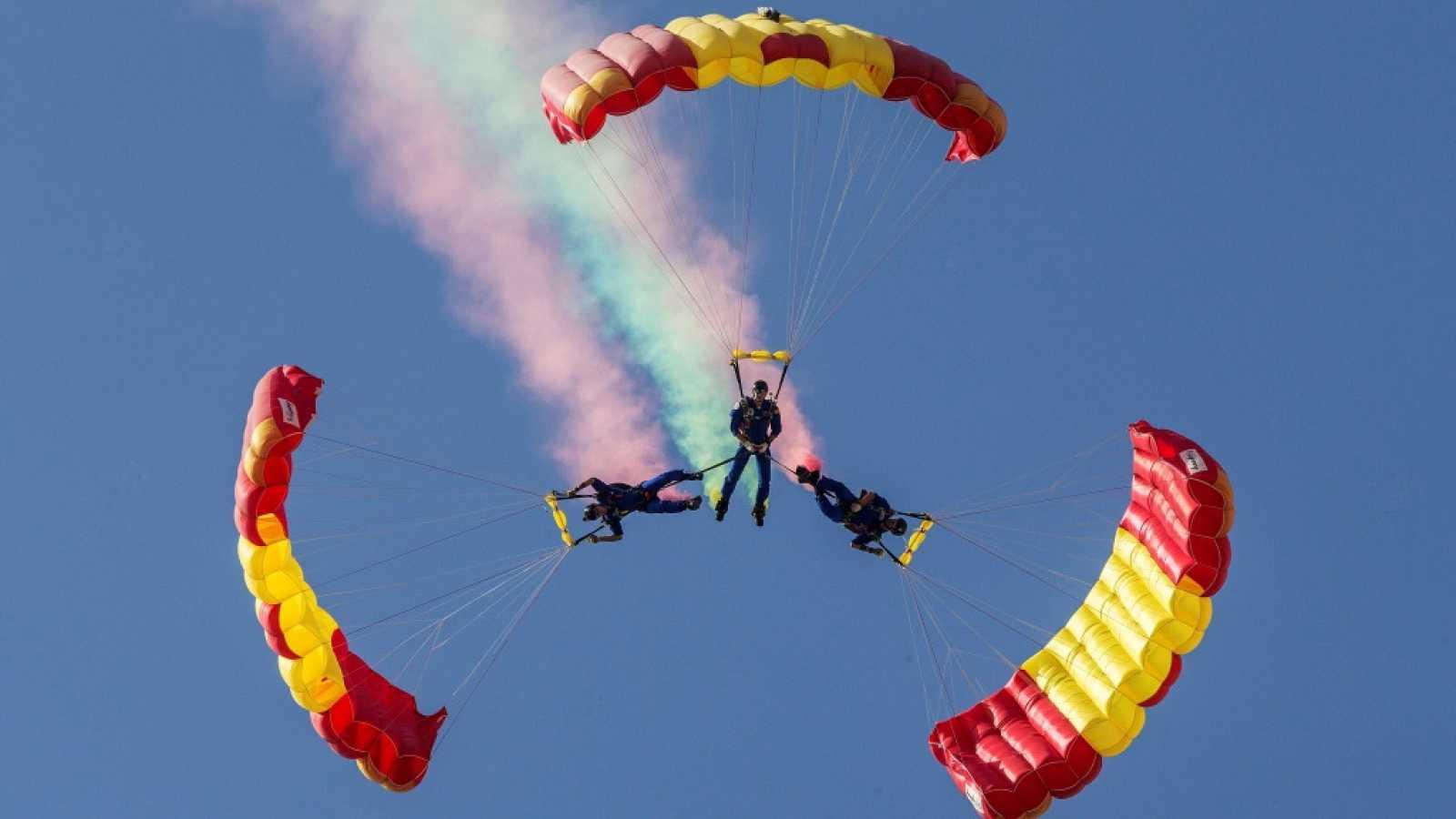 Festival Aéreo Internacional 75 Aniversario AGA - San Javier (Murcia) - ver ahora