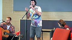 """Las mañanas de RNE - La Pegatina interpreta en directo """"Sonqueson"""""""