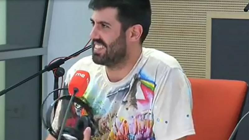 """Las mañanas de RNE - La Pegatina canta en directo """"Ahora o nunca"""" - Ver ahora"""