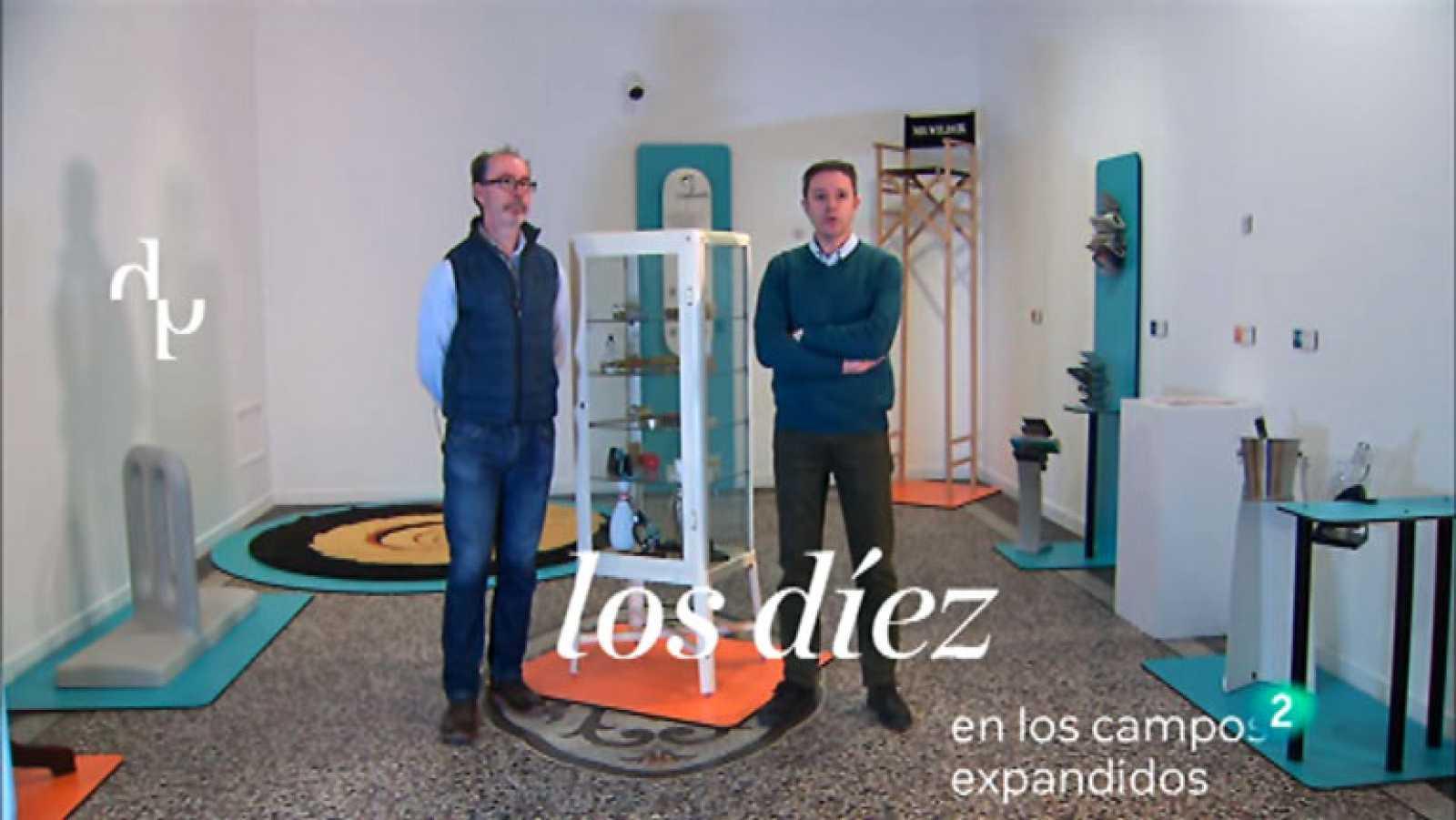 La aventura del saber Los Díez poesía visual Museo Nacional de Artes Decorativas diseño industrial arte #AventuraSaberArte