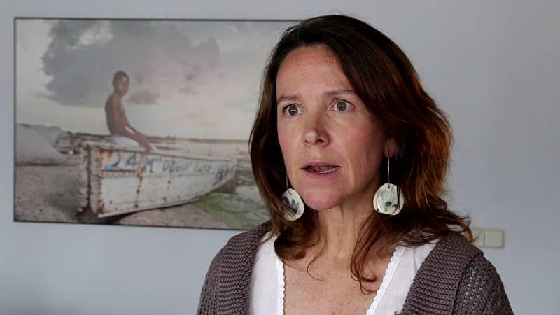 """Cristina Junquera (UNICEF): """"Las familias de los niños viven en la pobreza extrema"""""""