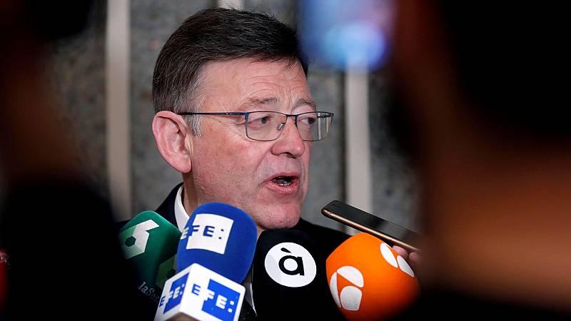 Valencia y País Vasco se ofrecen a acoger a los migrantes del Aquarius y el PP critica la decisión de Sánchez