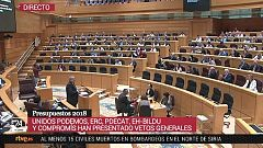 Especial informativo - Debate de enmiendas a los Presupuestos Generales del Estado - 11/06/18 (3)