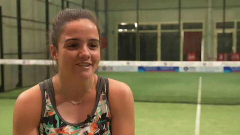Mujer y deporte - Pádel: Paula Josemaría - ver ahora