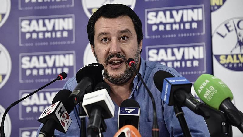 División en Italia por el plan de Salvini para expulsar a las ONG del Mediterráneo