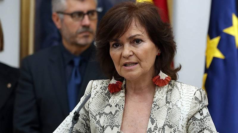 El Gobierno coordinará con Valencia la gestión de los migrantes del Aquarius
