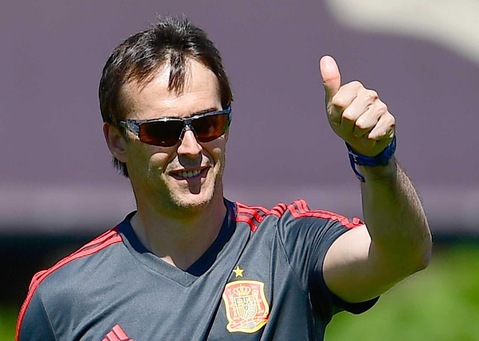 Lopetegui, nuevo entrenador del Real Madrid