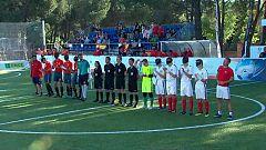 Fútbol para Ciegos - Campeonato del Mundo 1/4 Final: España-Rusia