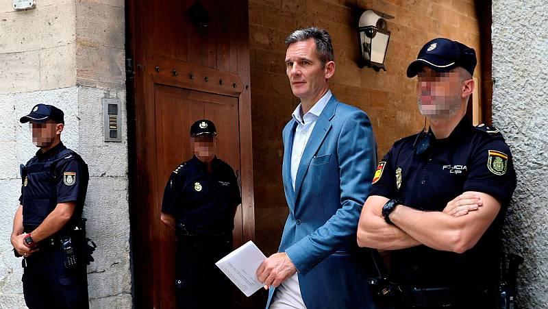 Iñaki Urdangarin tiene cinco días para entrar en prisión
