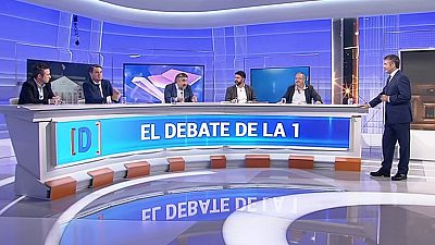 El debate de La 1 - 13/06/18 - ver ahora